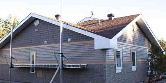 Vinyl siding, hardie board, wood and cedar siding replacement installers in MA and NH