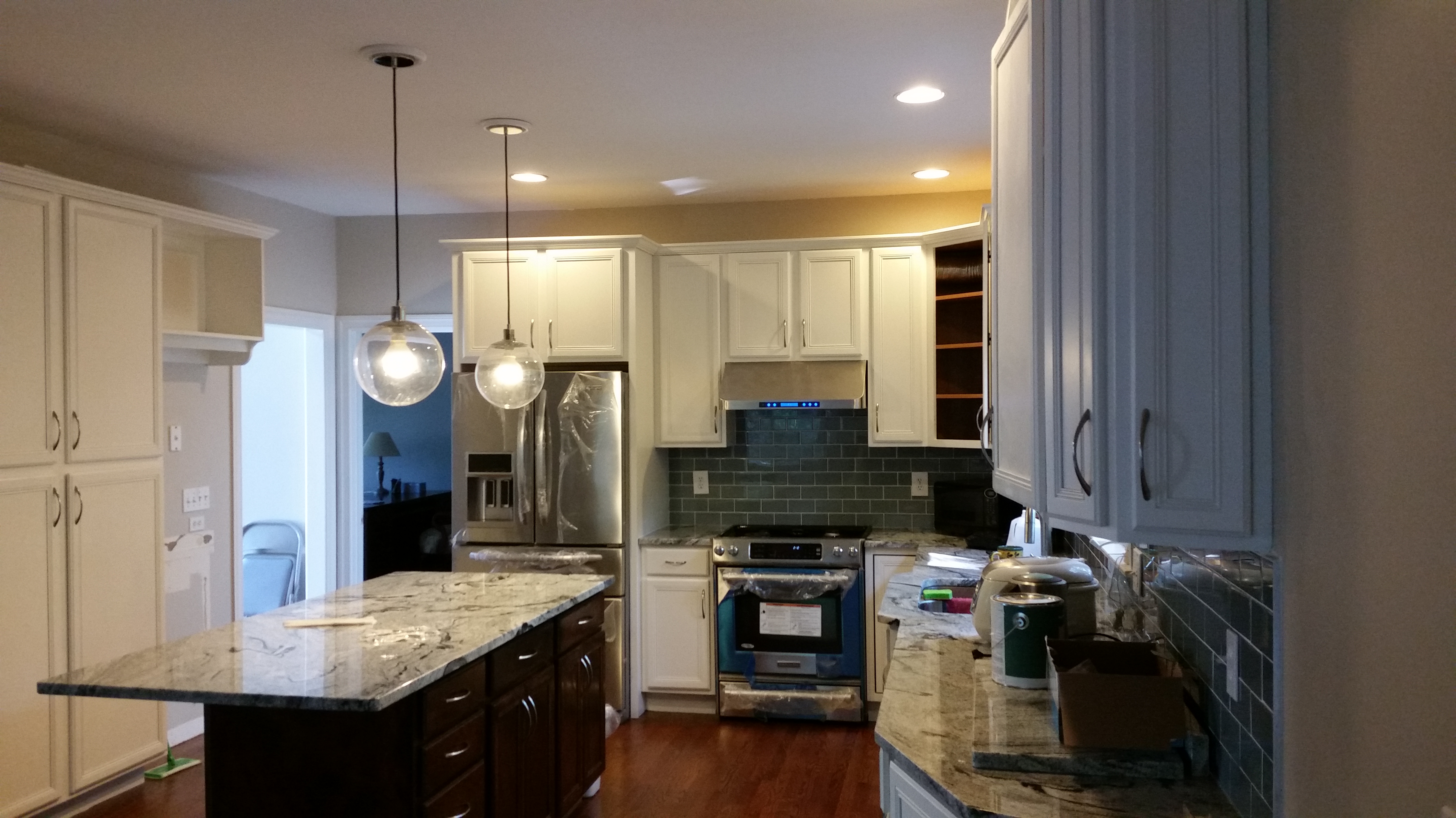 Kitchen Cabinet Painting Refinishing